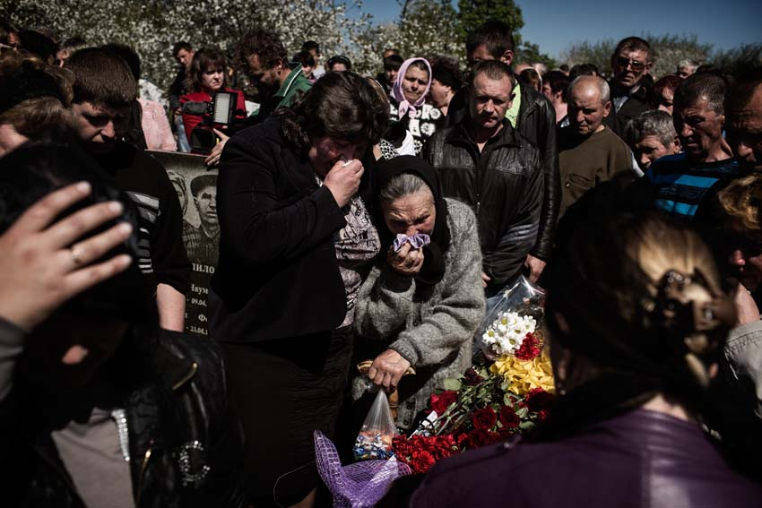 Alexander Lubenietz funeral