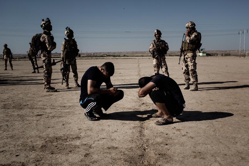 hunting sunni militia