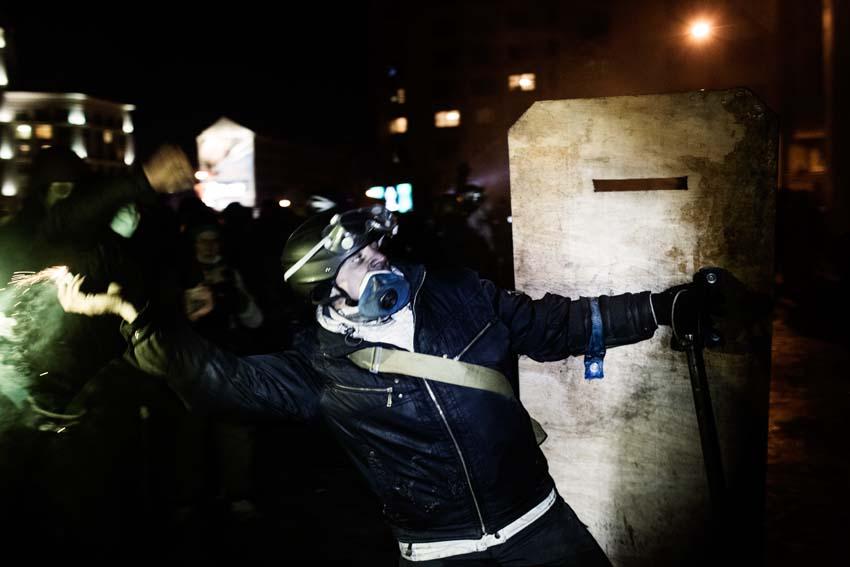 uprising in ukraine