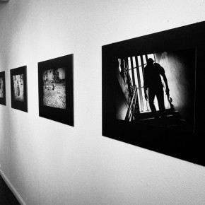 Alley By Alley, House By House Libya exhibition open now at Gallery Ibis in Vaasa, Finland!