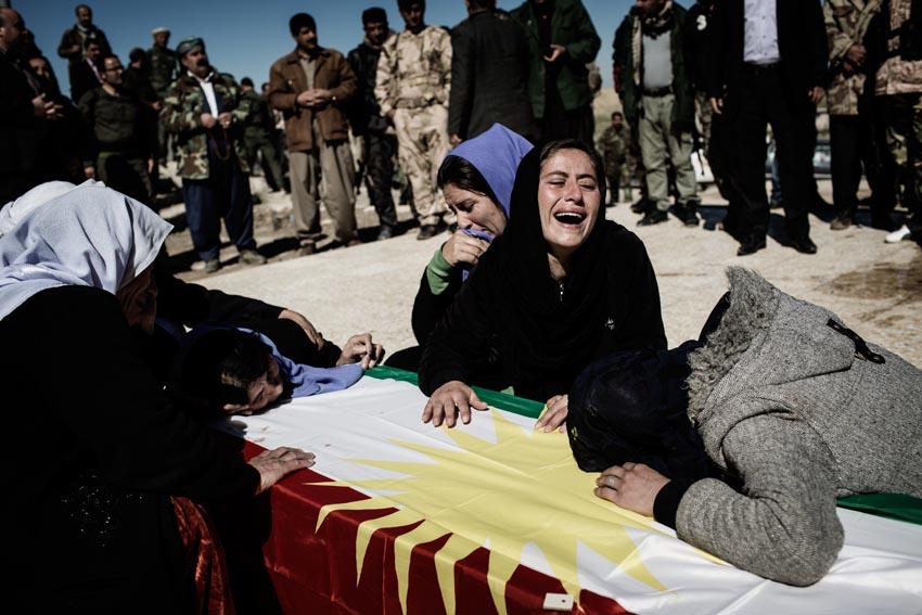 funeral of daham dxel homar