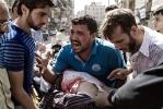 aleppo under shelling