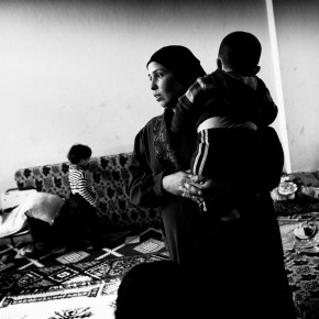 Reportage on Syrian refugees in Lebanon out on Saturday.