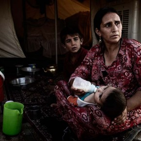 Reportage on Syrian Refugees in Iraq out today.